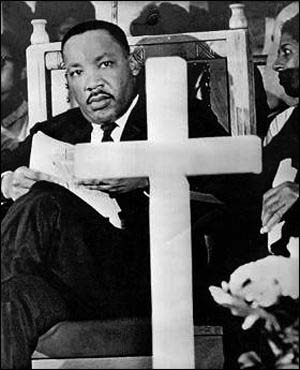 Martin Luther King, Jr.: Sacrifice, Service, & You
