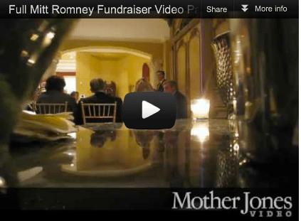 Romney: 47 Percent of America SUCKS!!!