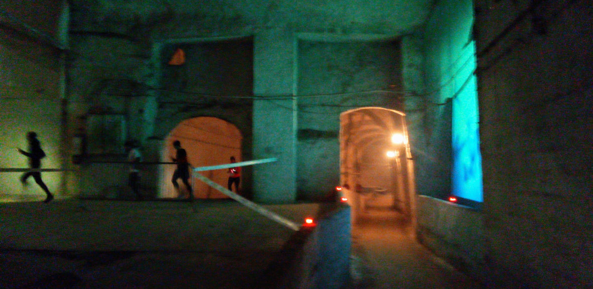 #053 BBU Föld alatti futás