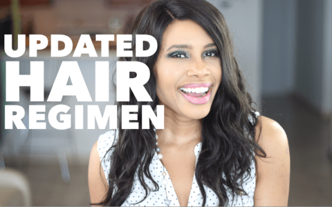 regimen and products for long hair