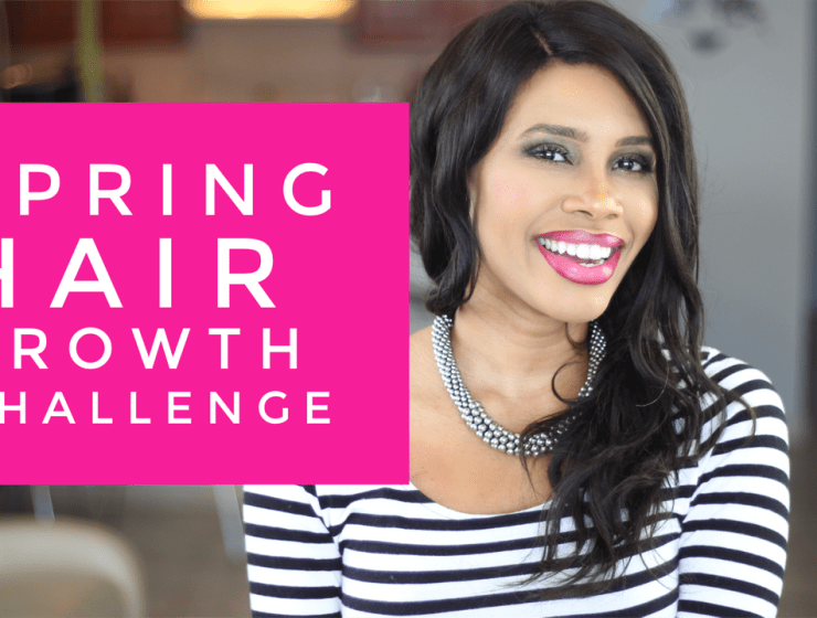 hair growth challenge