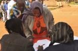 Sarangombe Ward
