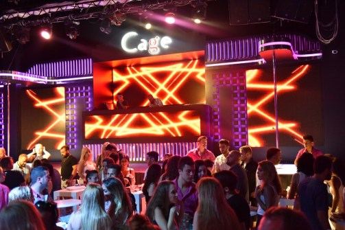 Cage Club - 13