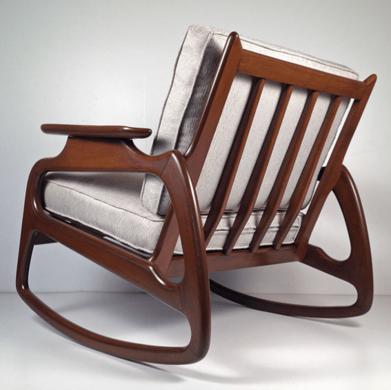 danish modern rocking chair outdoor stackable covers australia mid century kibster vintage screen shot 2013 10 06 at 9 11 00 pm