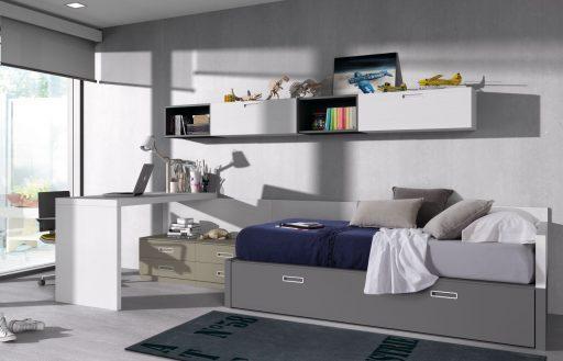 Cmo elegir colores para un dormitorio juvenil