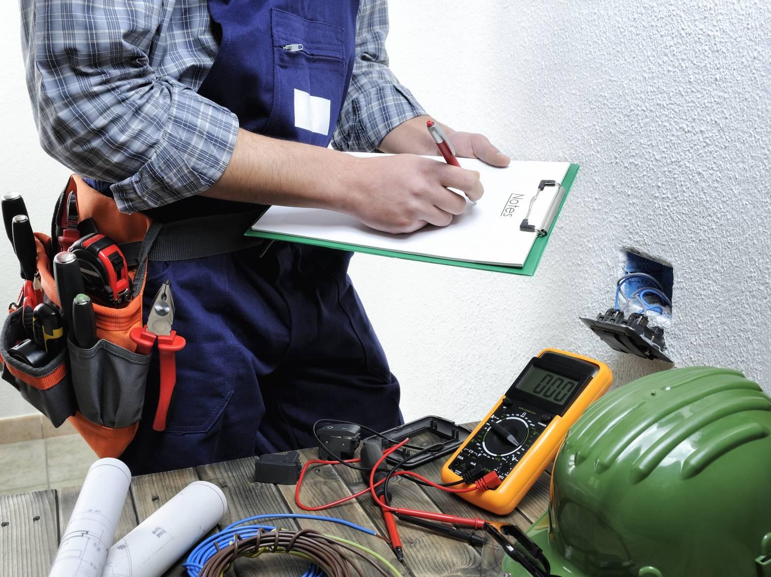 faire appel electricien