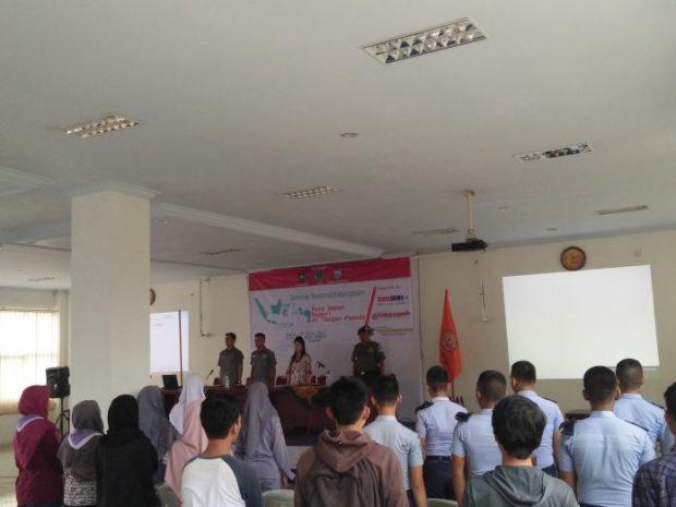 Kemendagri Ajak Pemuda dan Mahasiswa Banten Gelar Seminar