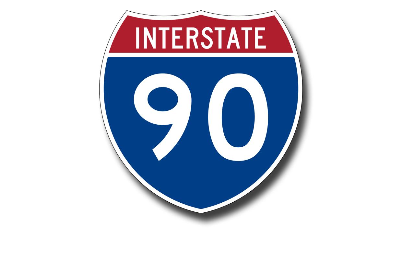 Interstate 90 Construction KICD AM 1240