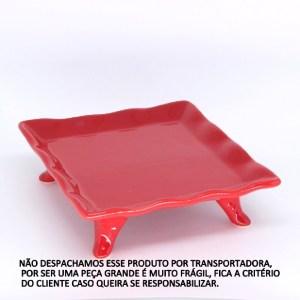 TRAVESSA QUADRADA COM PÉ (LISA)