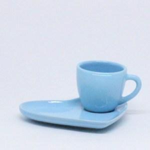 XÍCARA CAFÉ CORAÇÃO (LISA) 100ml
