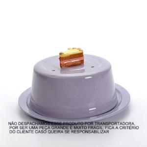 BOLEIRA COM TAMPA (LISA)
