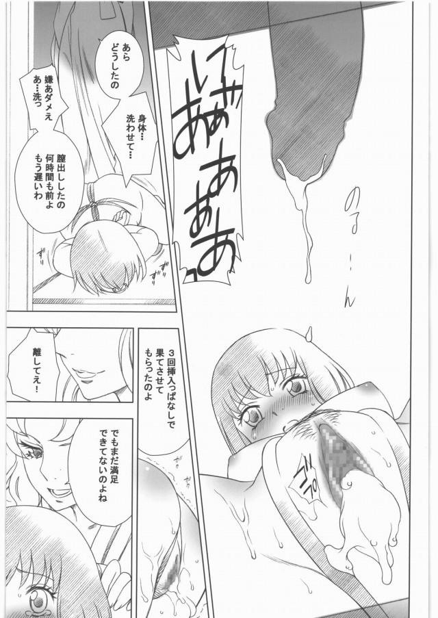 輪るピングドラム エロマンガ同人誌8
