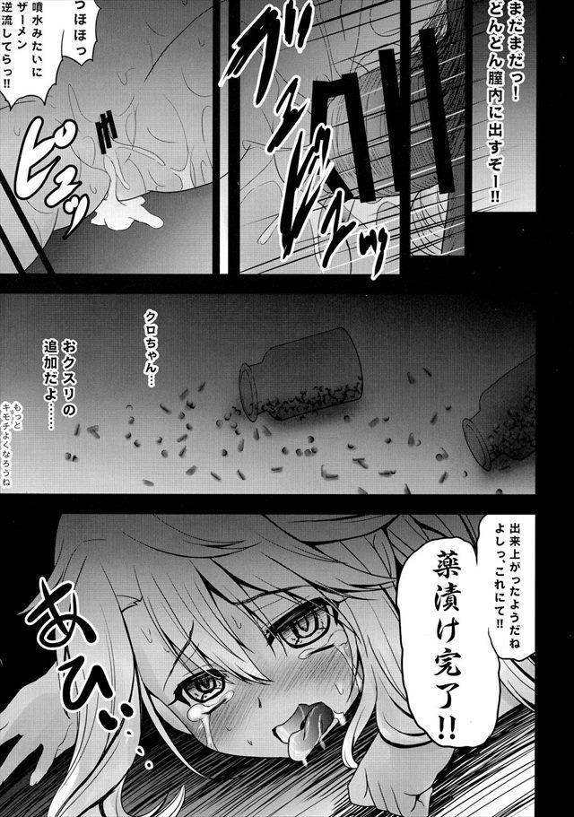 プリズマイリヤ エロマンガ同人誌20