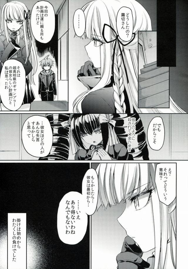 ダンガンロンパ エロマンガ同人誌20
