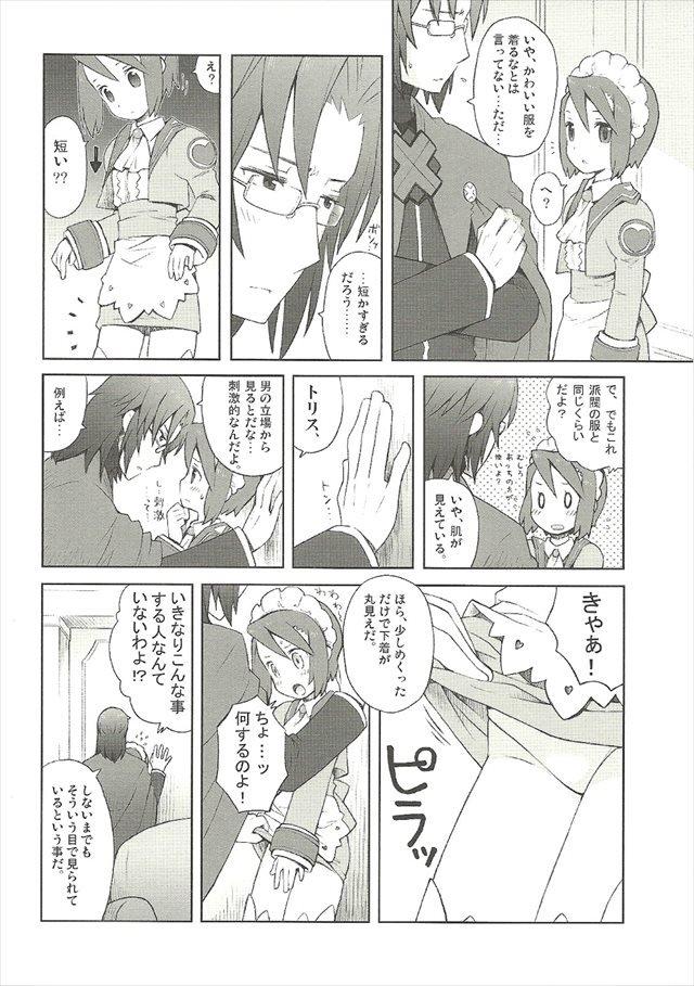 サモンナイト2 エロマンガ同人誌1006