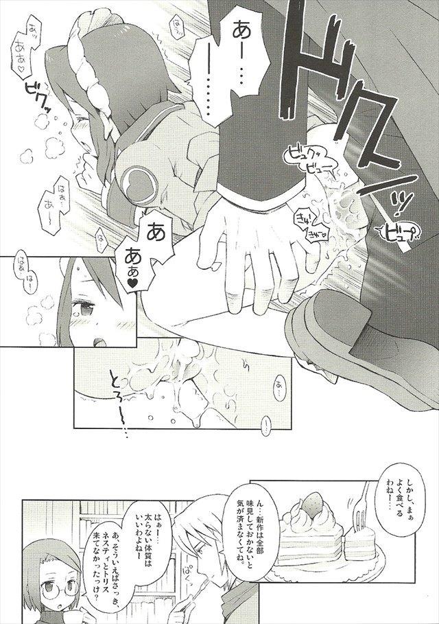 サモンナイト2 エロマンガ同人誌1016