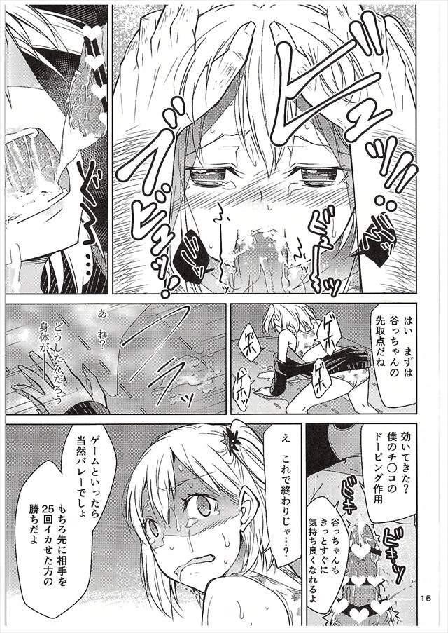 ハイキュー エロマンガ・同人誌6014