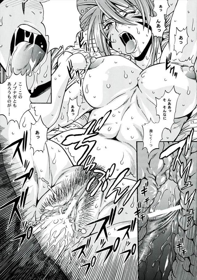 戦国乙女 エロマンガ・同人誌3012