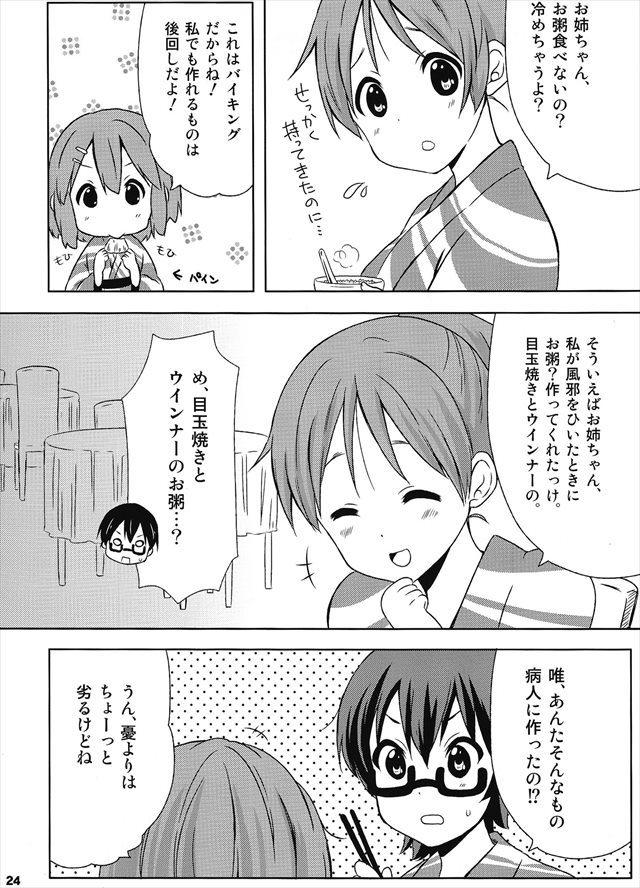 けいおん エロマンガ・同人誌11024