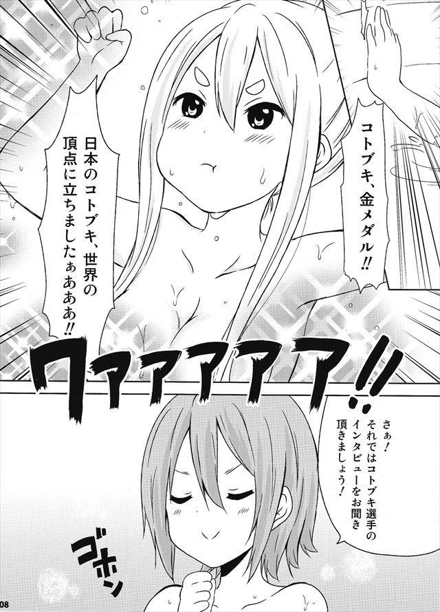 けいおん エロマンガ・同人誌11008