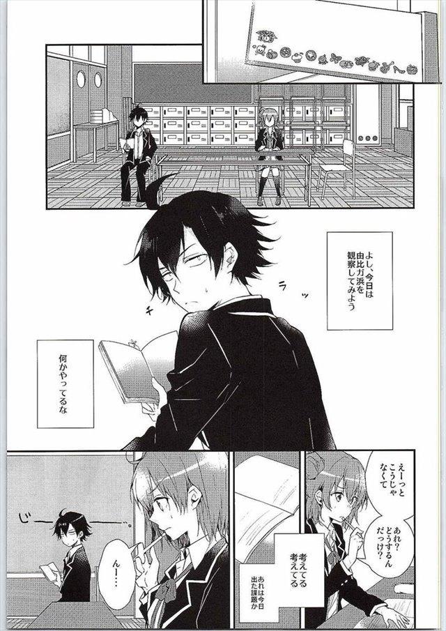 俺ガイル エロマンガ・同人誌9003