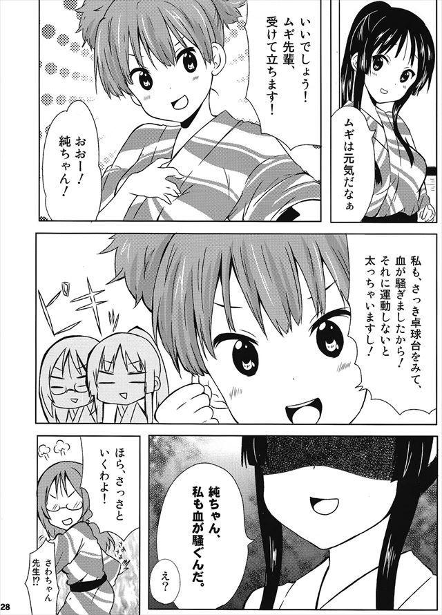 けいおん エロマンガ・同人誌11028