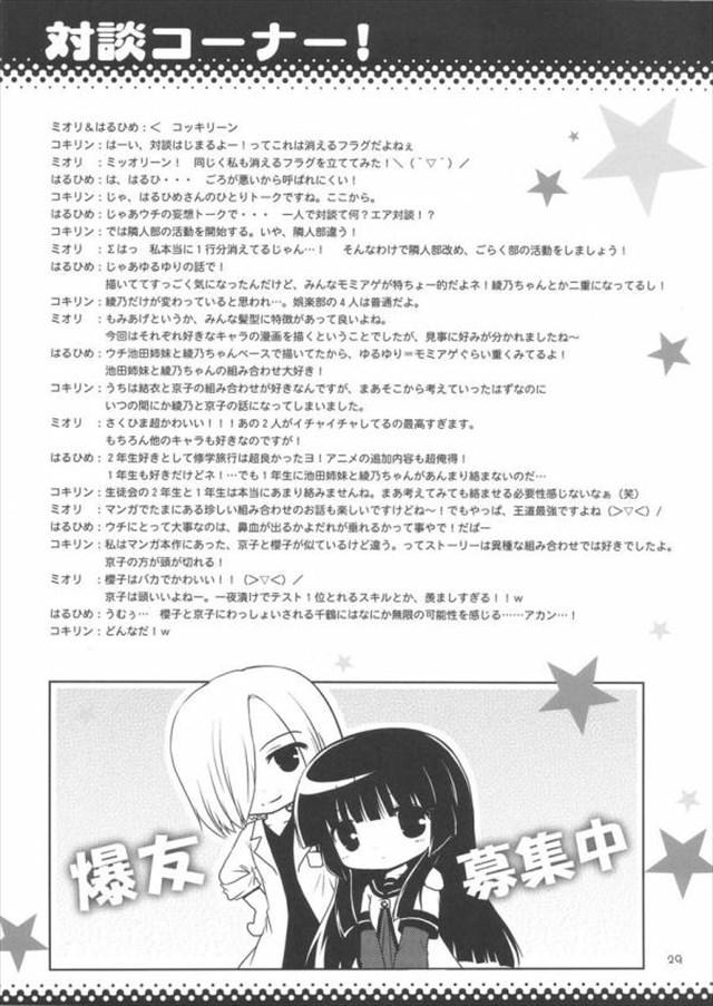 ゆるゆり エロマンガ・同人誌36028