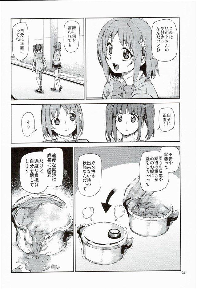 アイドルマスター エロマンガ・同人誌10029
