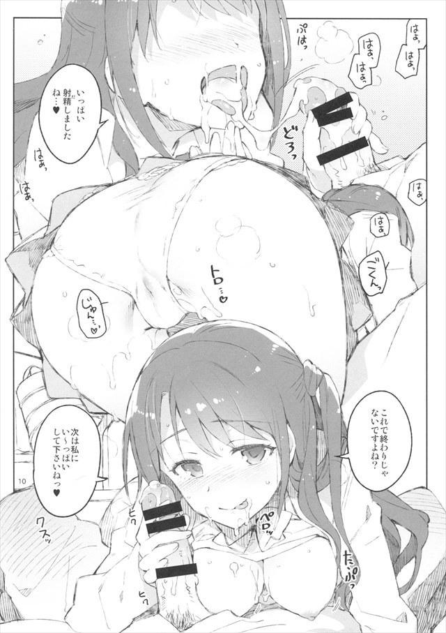 アイドルマスター エロマンガ・同人誌12009