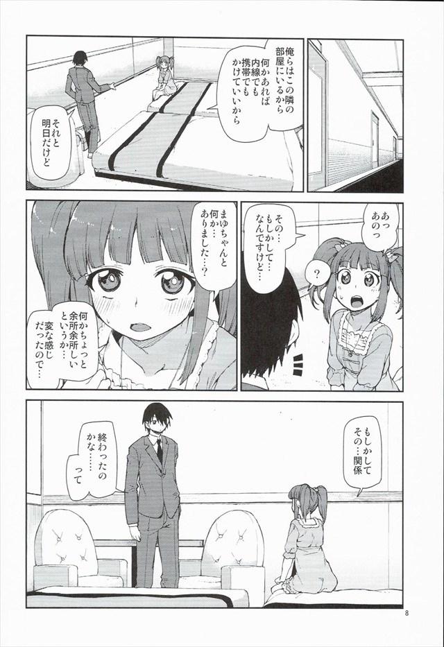 アイドルマスター エロマンガ・同人誌10009