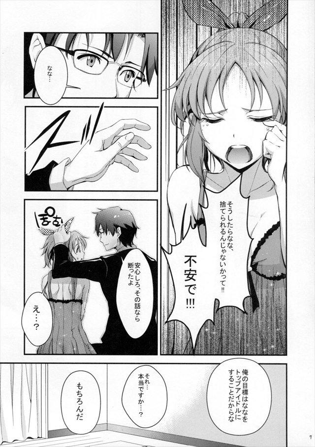 アイドル エロマンガ・同人誌36005