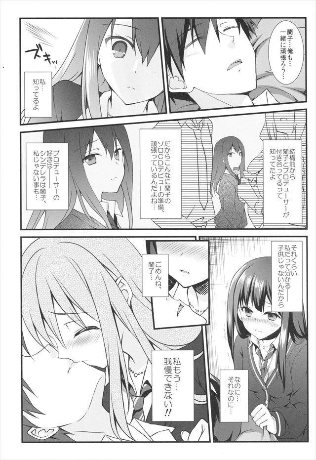 アイドル エロマンガ・同人誌20004