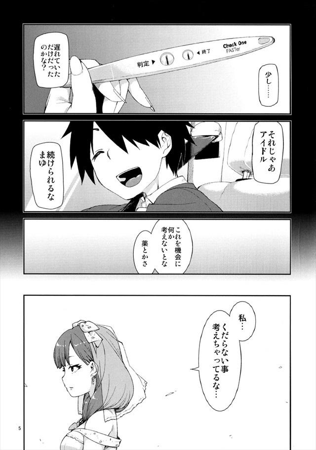 アイドル エロマンガ・同人誌26006