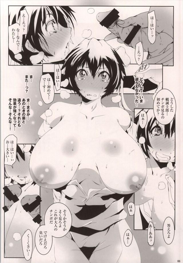 ニセコイ エロマンガ・同人誌13007