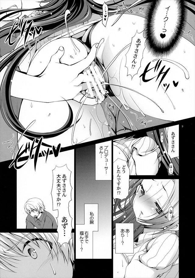アイドル エロマンガ・同人誌34008