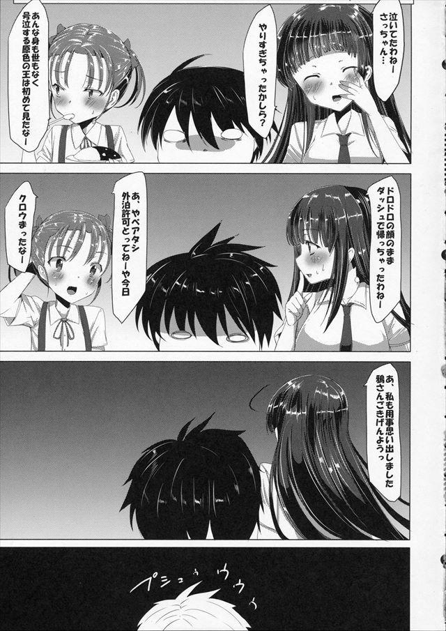 アクセルワールド エロマンガ・同人誌31015