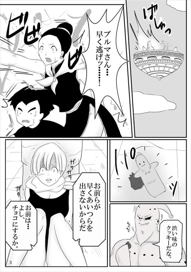 ドラゴンボール エロマンガ・同人誌20002