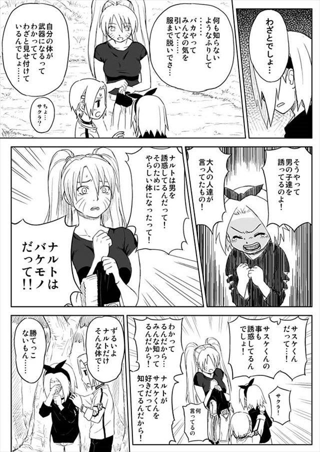 ナルト エロマンガ・同人誌10004