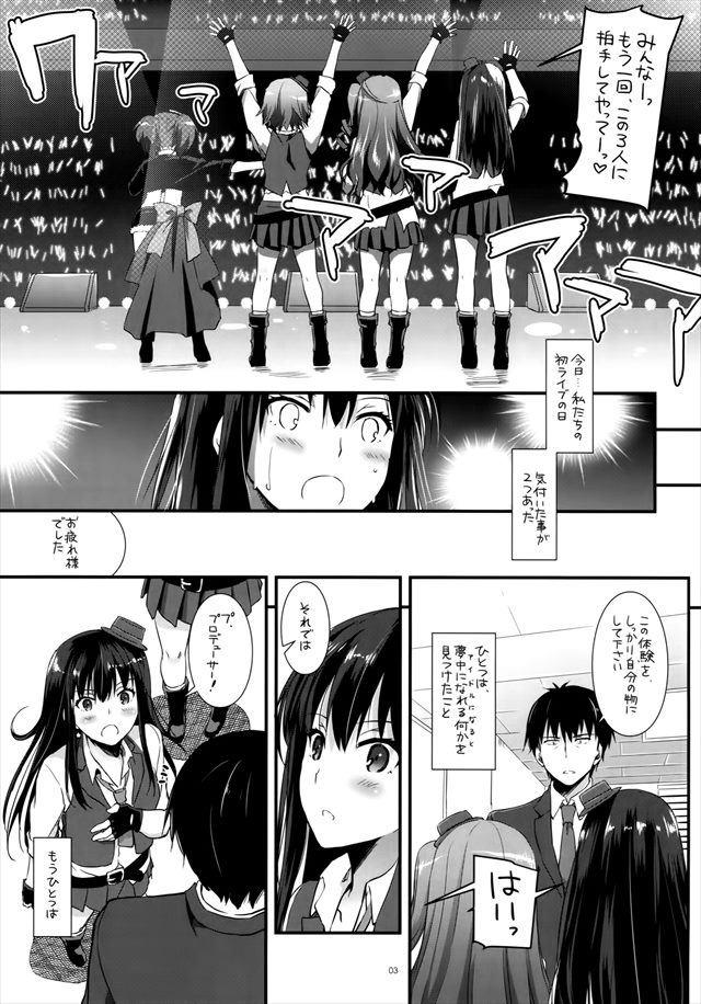 アイドルシリーズ エロマンガ・同人誌36002