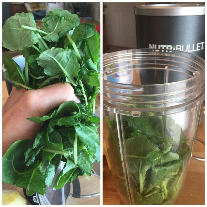 The Best Green Smoothie EVER