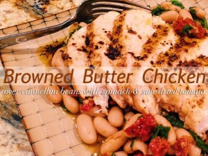 Browned Butter Chicken