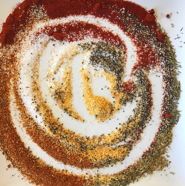 Spicy Steak Seasoning