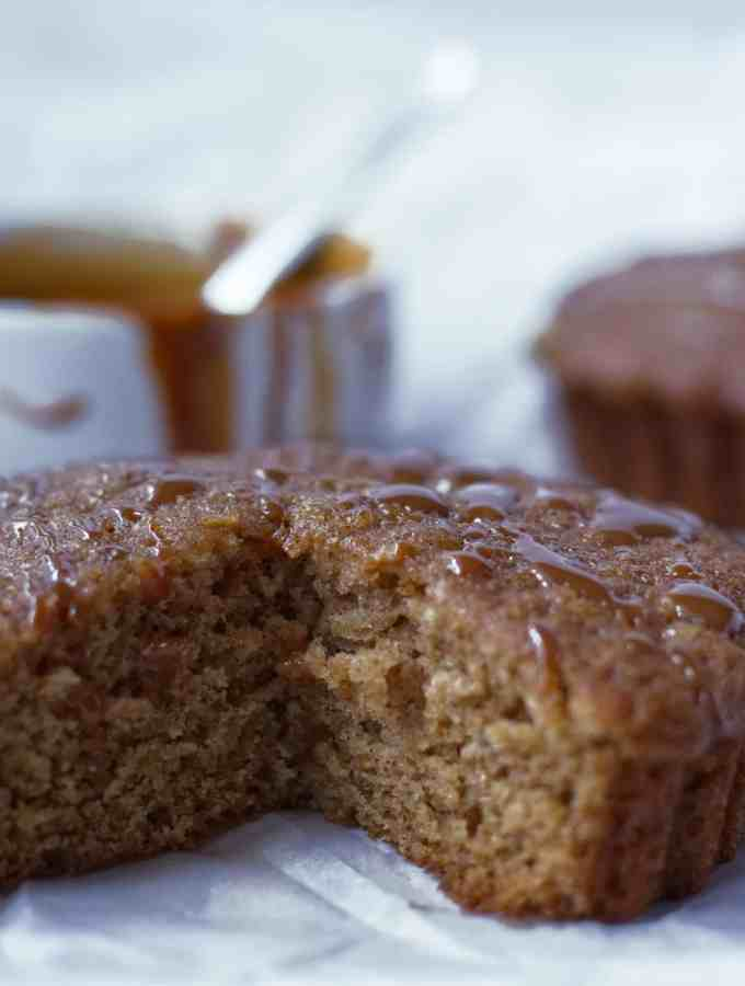 Moist Applesauce Cake | kickassbaker.com #apples #applesauce #cinnamon #fallbaking #fallrecipes #easyrecipes #stovetop #canning #canningrecipes #bestrecipes #homemade #kickassbaker #applesaucecake