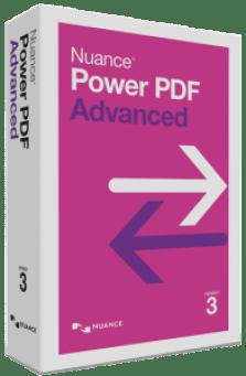 Nuance Power PDF Advanced crack download