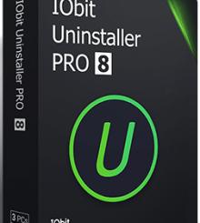IObit Uninstaller 8 Pro Key free