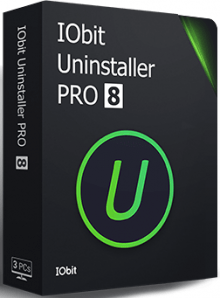 IObit Uninstaller 8 Pro Key free