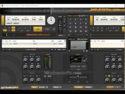 UltraMixer Pro Entertain Serial Keys