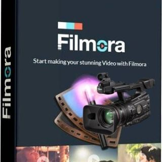 wondershare filmora 8 crack Full Version