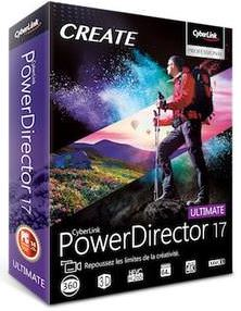 CyberLink PowerDirector Ultimate 17 With Crack