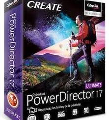 Cyberlink Powerdirector 17 Ultimate Crack